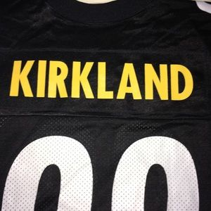 aee4a6dc9 Puma Other - Vintage Puma Kirkland Pittsburgh Steelers Jersey